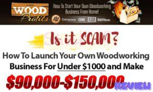 What's Wood Profits? Scam or Legit?