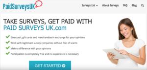 Is Paid Surveys UK a scam?
