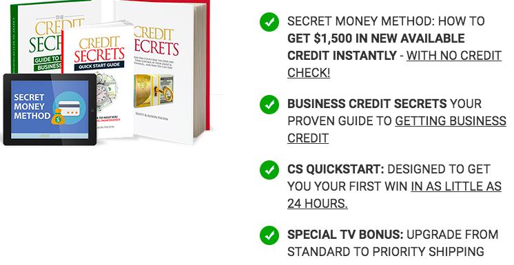 Smart Money Secret promises