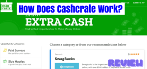 CashCrate Review: How does It Work?
