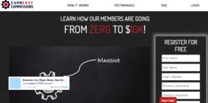 Earn Easy Commissions- Is it a Ponzi Scheme? Read On!