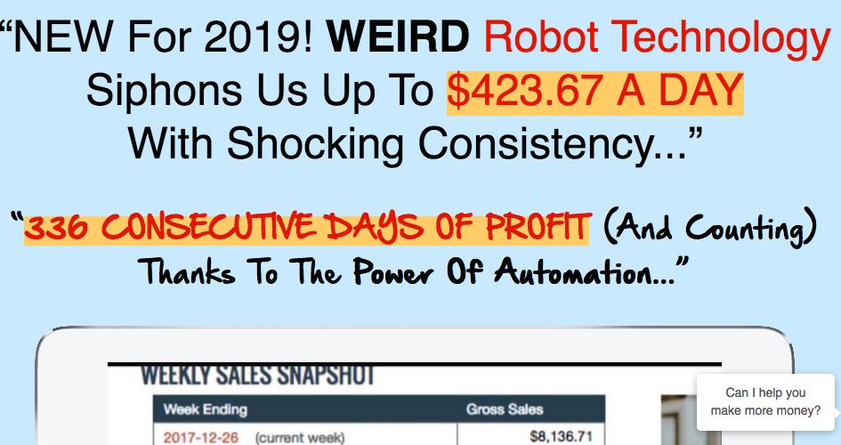 Is Auto Chat Profits a scam?