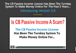 Is CB Passive Income A Scam?