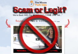 is Five Minute Profit Sites Scam?