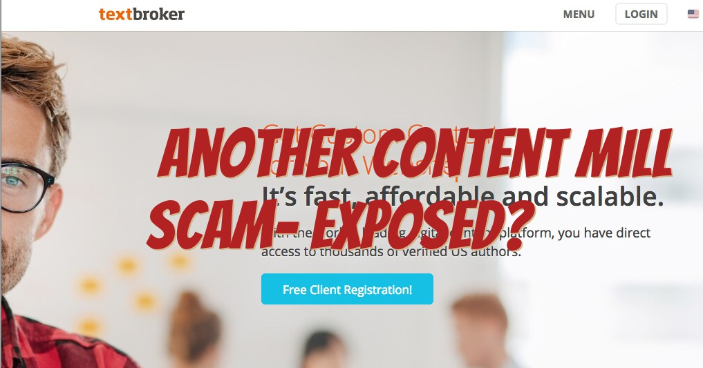 Textbroker review- Another Content Mill Scam- Exposed?