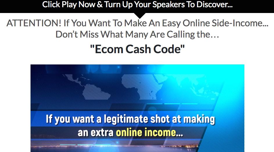 Is Ecom Cash Code a scam