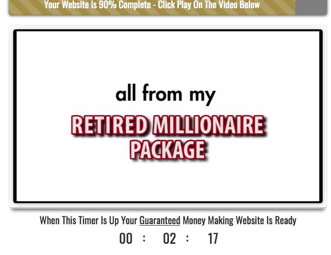 The Retire Millionaire Package