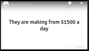 wealth academy scam