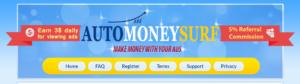 auto money surf scam