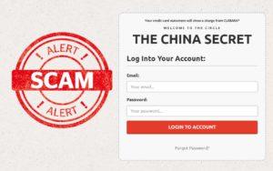 the china secret