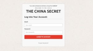 the china secret page