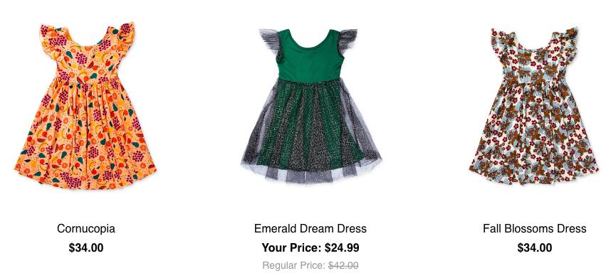 Dot Dot Smile Dresses