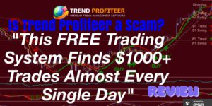 Is Trend Profiteer a Scam? $1000+ Daily Profits (IMPOSSIBLE!)