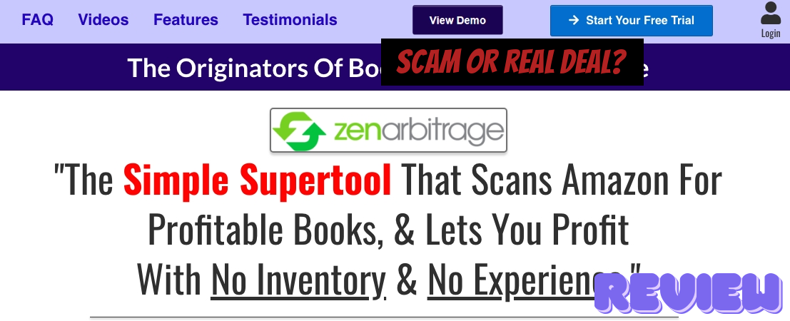 Is Zen Arbitrage a scam/