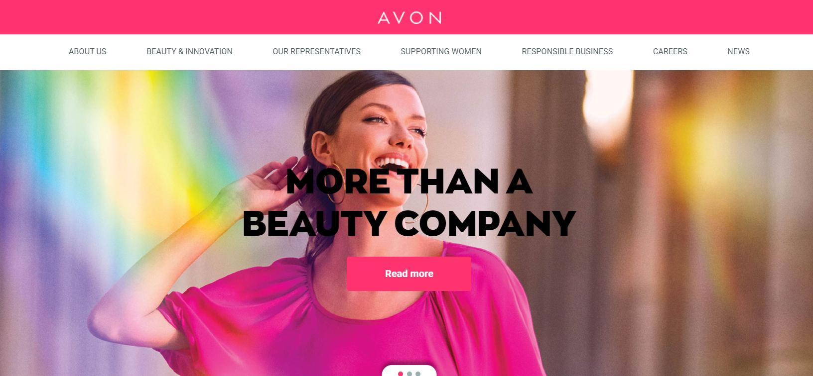 avon company review
