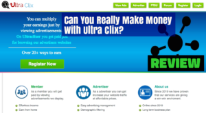 Ultraclixer review: Can you really make month with Ultraclixer?