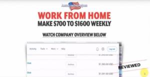 is american online jobs scam