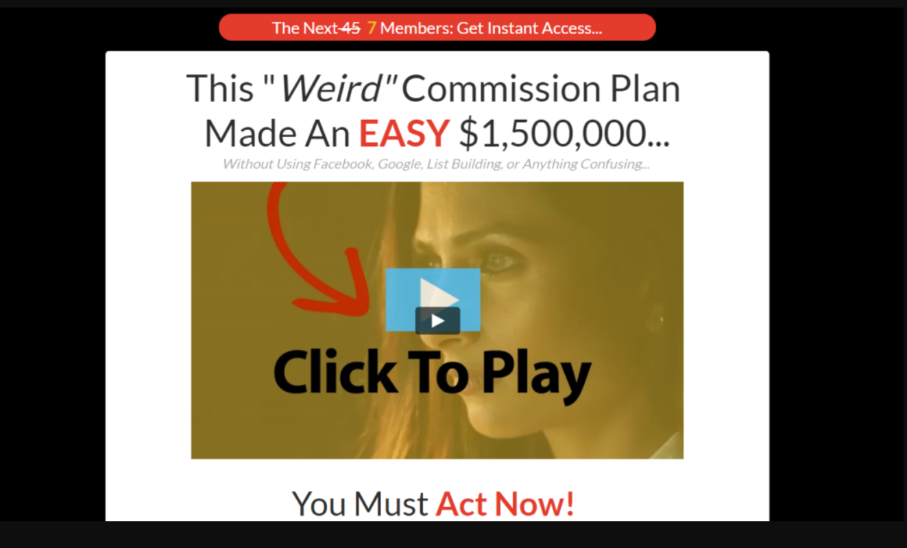 commission plan x review