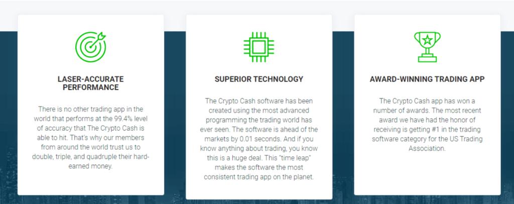 crypto cash scam
