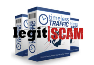 timeless traffic scam