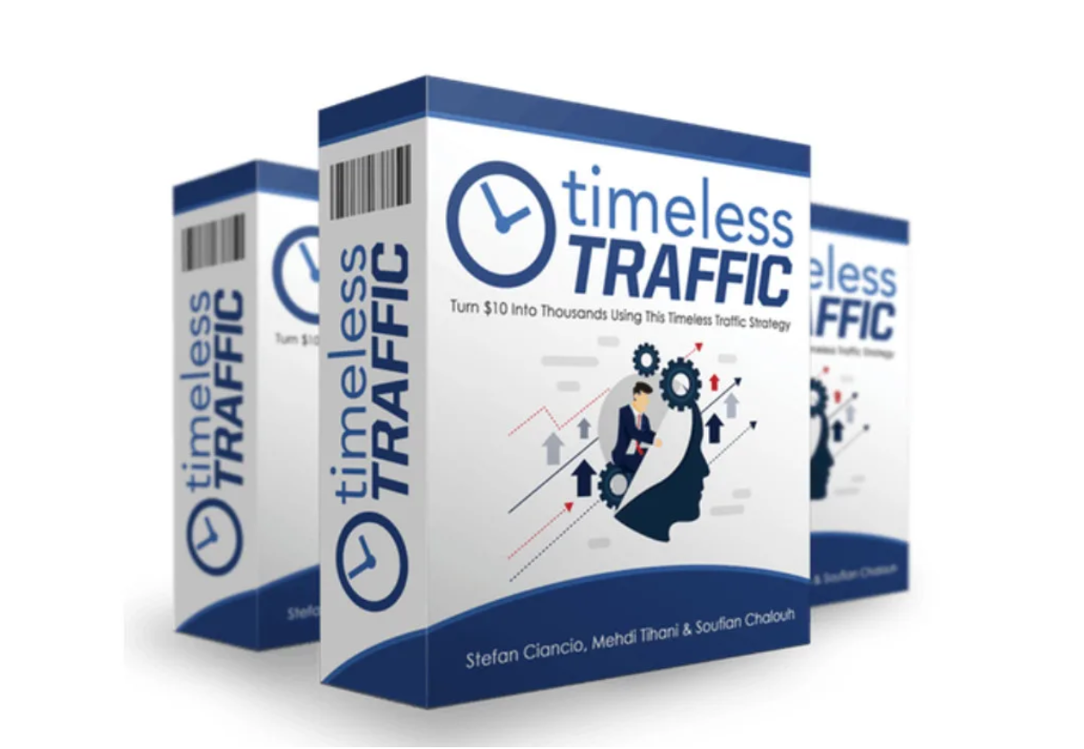 is timeless traffic scam
