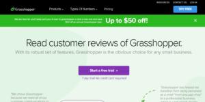 Grasshopper review
