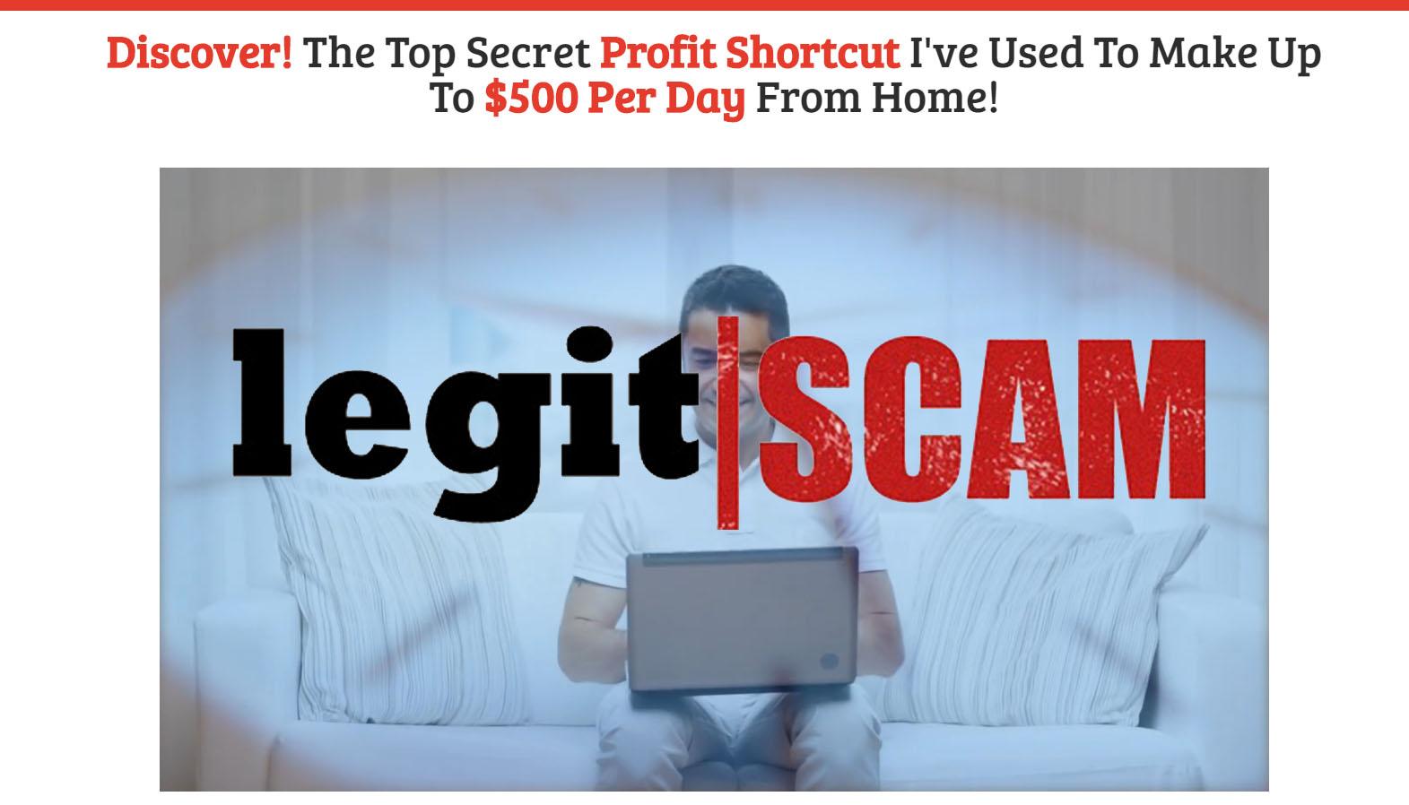 the profit shortcut review