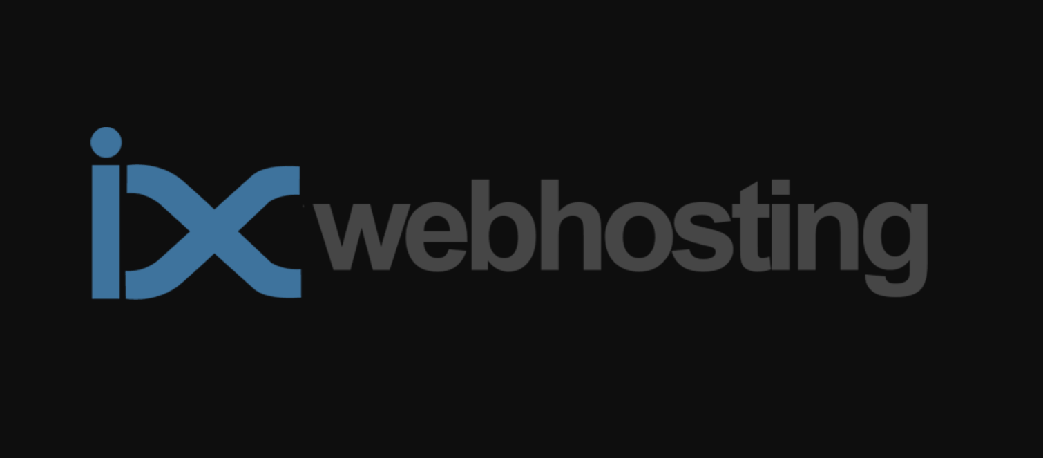 IX Web hosting service