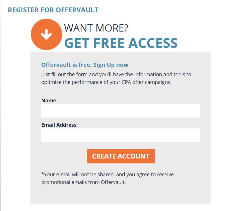 register offervault