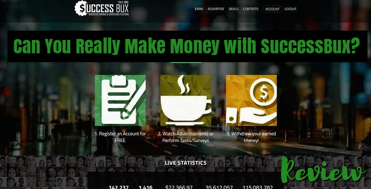 Can You Really Make Money with SuccessBux?