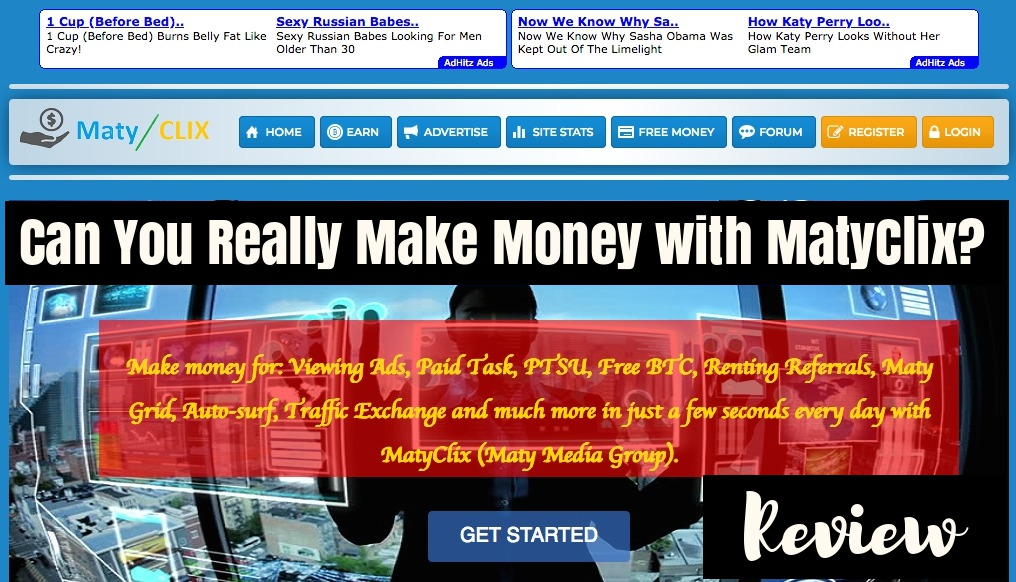 Can You Really Make Money with MatyClix?