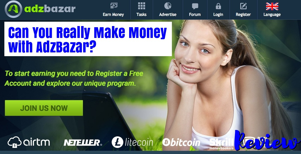 Can You Really Make Money with AdzBazar?