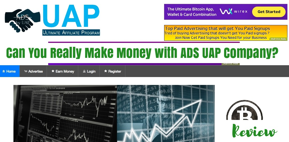 Can You Really Make Money with ADS UAP Company?
