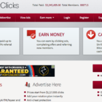 Scarlet Clicks Home Page