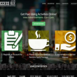 SuccessBux Home Page