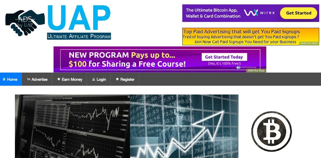 ADS UAP Company Home Page