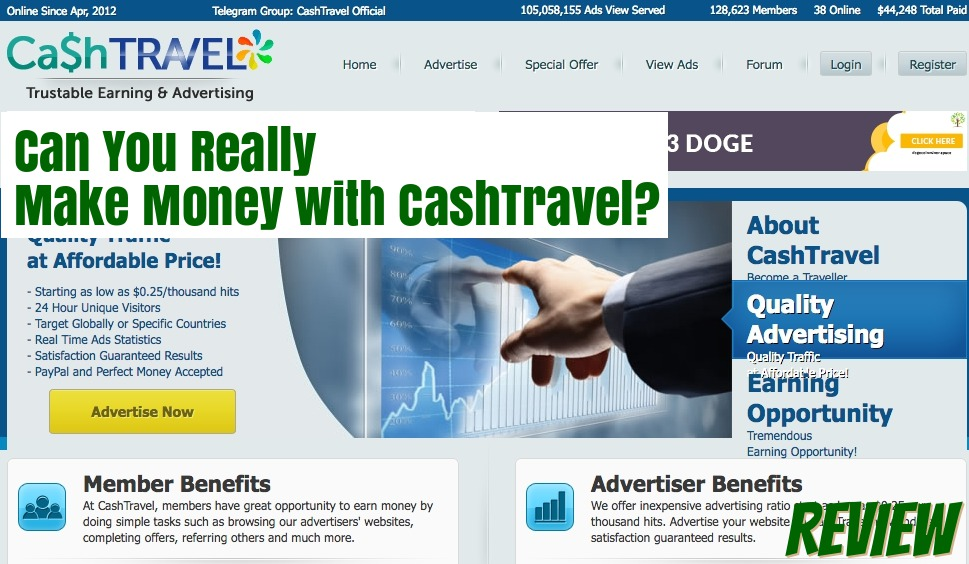 Can You Really Make Money with CashTravel?