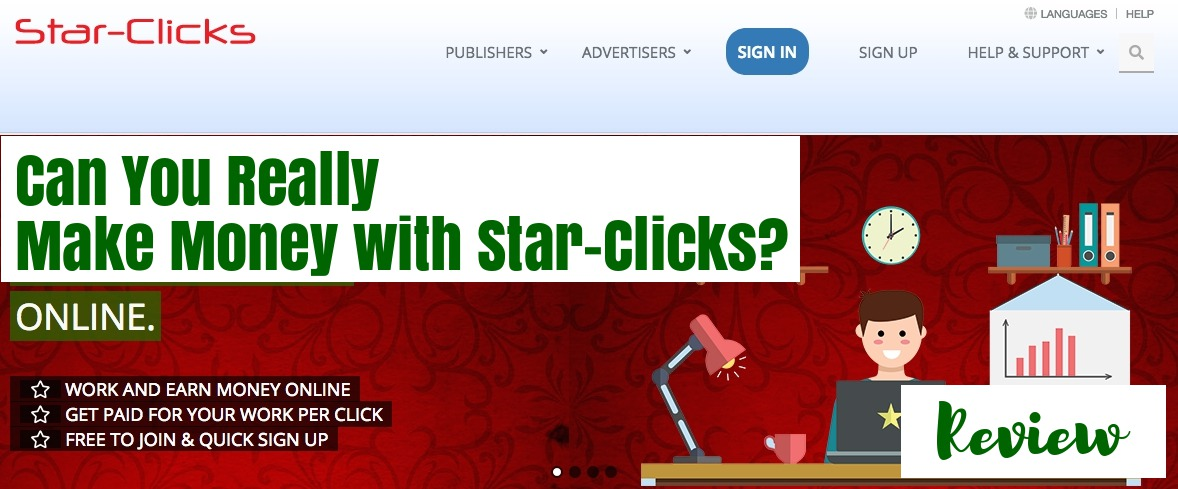 Can You Really Make Money with Star-Clicks?