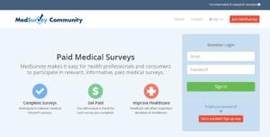 MedSurvey featured