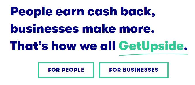 cash back tagline
