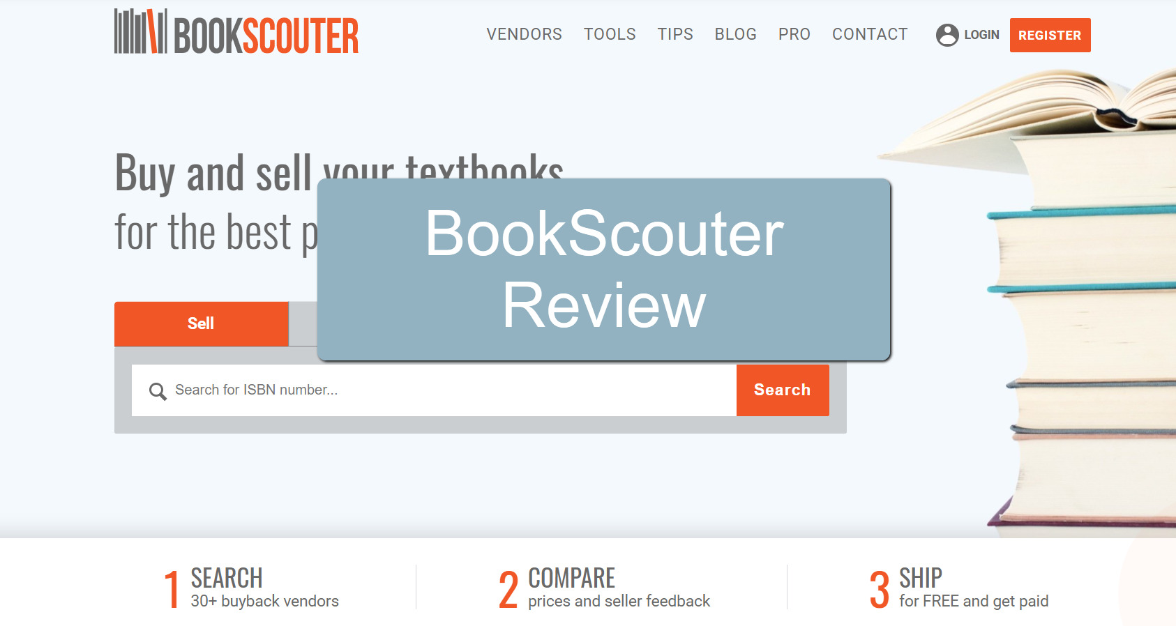BookScouter review featured