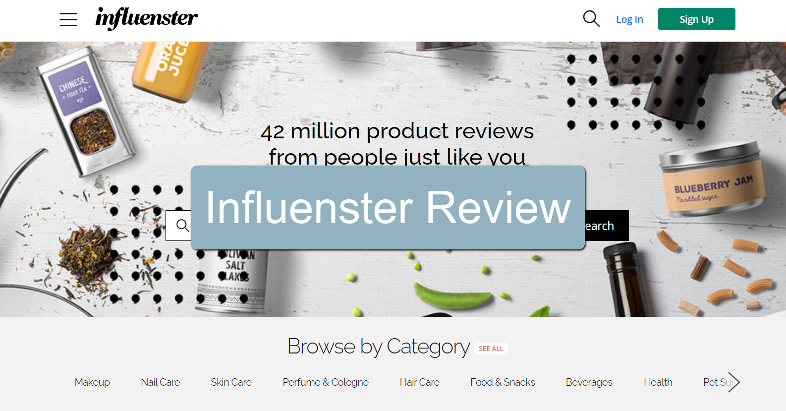 Influenster review featured