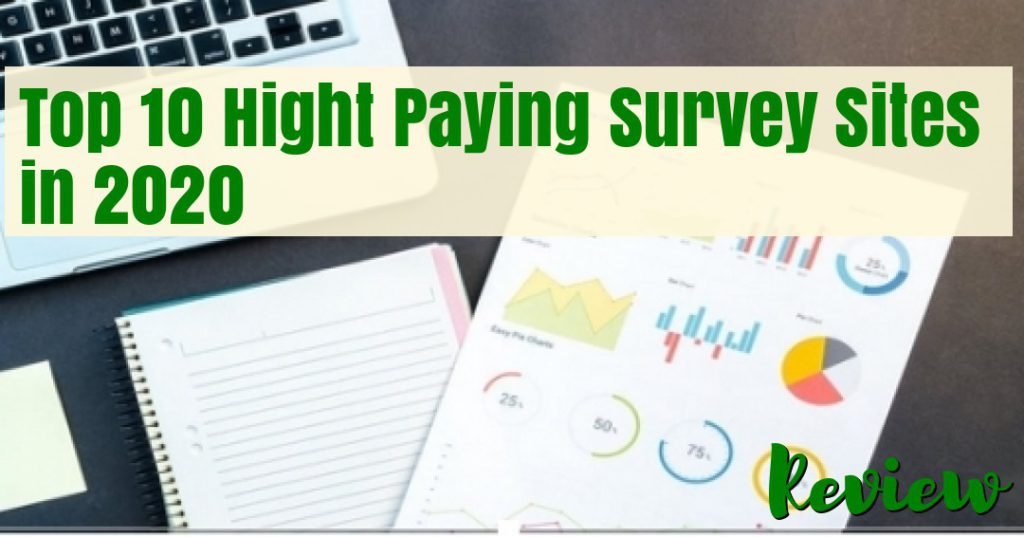 Top 10 High Paying Survey Sites in 2020 Review