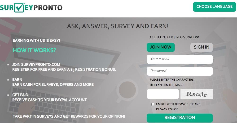 SurveyProto Homepage