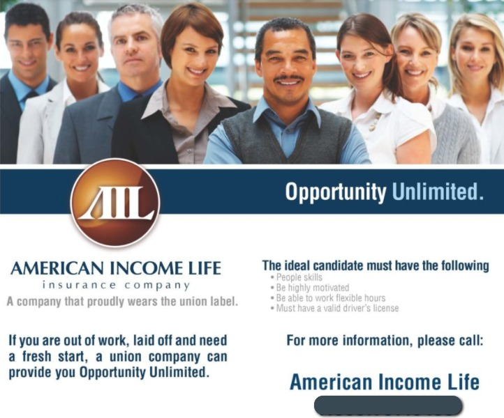american income life opportunity